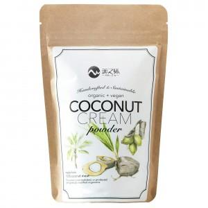 美之味 Coconut Cream Powder - Organic Powdered Creamy Coconut Meat for Lattes, Smoothies & Desserts