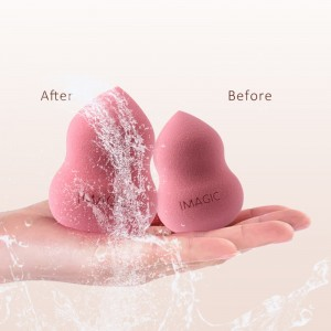 1PC Makeup Foundation Sponge Cosmetic Puff Beauty Egg Blending Foundation Smooth Sponge Water Drop Shape Make Up Tool Maquillage