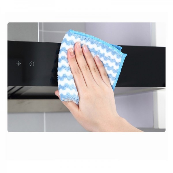 1pcs Dishwashing Rags Cleaning Cloths Tablecloths Household Kitchen Supplies Non-stick Oil Absorbent Towels