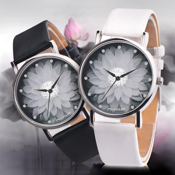 2020 Watches Womens Men Unisex Casual Canvas Leather Analog Quartz Watch Luxury Quartz Wristwatch Relojes Mujer Relogio Feminino