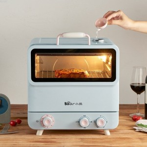 20L Household  Kitchen Appliances Electric  Baking Lovely Steam Electric Oven Toaster Oven  Bakery 220V 50HZ  Pizza Oven