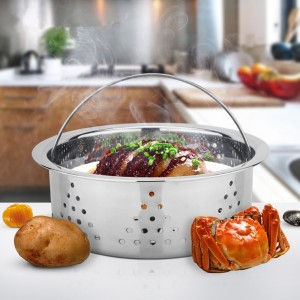 20cm Steamer Basket Instant Pot Accessories Household Kitchen Supplies