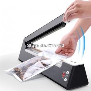 220V/50HZ Sealing Machine 20cm Food Sealers Food Sealing Machine Hand Pressure Packaging Machine