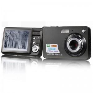 2.7 Inch Ultra-thin 21MP HD Digital Camera Students Digital Cameras Birthday Gift for Kids Friends VH99