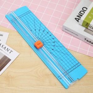 A4 Paper Cutting Machine Paper Cutter Precision Paper Photo Trimmers Photo Scrapbook Blades Cutting Mat Machine Office Supplies