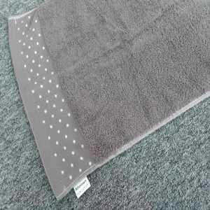 Ahoown Comfortable family luxury bath towel, super large, super soft and high absorption