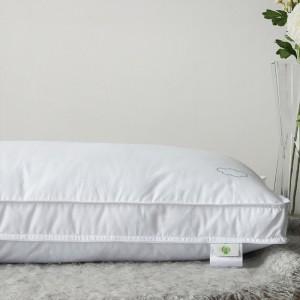 Airmoda polyester goose down duck feather microfiber hotel pillow
