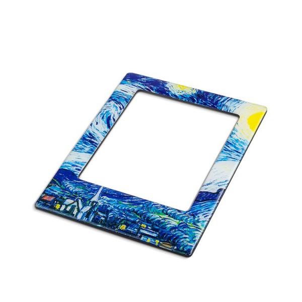 Airmoda Van Goh StarryNight epoxy refrigerator magnet picture frame