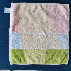 APSOT Nordic style towel cotton super soft, simple color matching, good absorbent cotton face towel