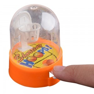 Cool Toy Developmental Basketball Machine Anti-stress Player Handheld Game boy Girl Children Toys Gift 5.29
