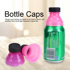 Creative Soda Cans 6PCS Drink Dust Seal Cover Practical Household Kitchen Supplies