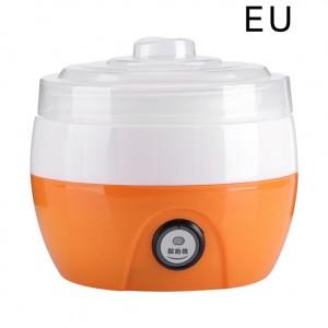 Electric Automatic Yogurt Maker Machine Yoghurt Diy Tool Plastic Container Kitchen Appliance  Rice Wine Ice Cream EU US Plug