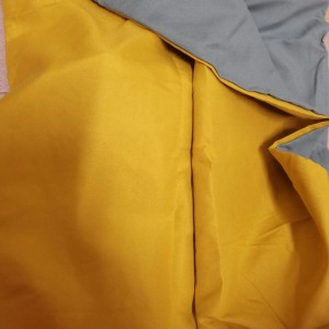 FALIN  Waterproof, mite-proof, saliva-proof head oil, pure color simple pillowcase, washable pillow case