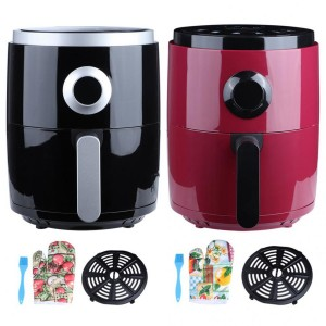 Household Frying Pot Large Capacity Oil-Free Fryer French Fries Making Machine AU Plug 220V Household Kitchen Appliances