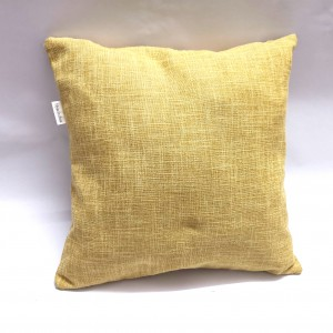 Hyacinthus Soild Decorative Square Throw Pillow Covers Cushion Cases PillowCases for Sofa Bedroom 45 x 45