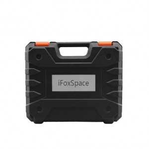 IFoxSpace Ion battery manual electric drill power tool set