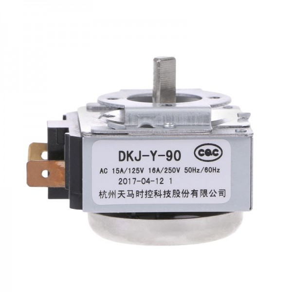 MEXI DKJ-Y 90 Minutes 15A Delay Timer Switch For Electric Pressure Oven Cooker Household Kitchen Appliance Accessories Parts
