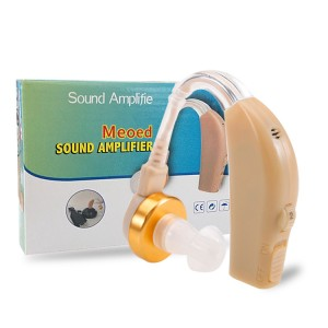 Meoed Hearing aids for middle-aged and elderly deaf ears, rechargeable hearing aids, rechargeable wireless invisible
