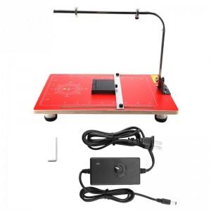 New Foam Cutting Machine Hot Wire Foam Cutting Machine Cutter Table Working Stand Table Tool Styrofoam Cutter US Plug