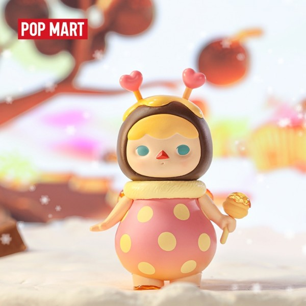 POP MART Pucky Sweet Babies Blind Box Collection Doll Collectible Cute Action Kawaii Figure Gift Kid Toy Free Shipping 3.28 Sale