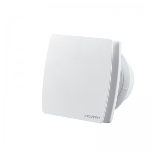 RVLOVENT High-quality certified low-noise axial fan exhaust fan with humidity sensor